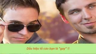 """getlinkyoutube.com-Sức Khỏe và cuộc Sống - Dấu hiệu cho biết bạn là """"Gay"""""""