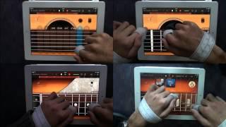 getlinkyoutube.com-Stairway to Heaven (Led Zeppelin) covered by a quadriplegic man on iPad (Garageband)