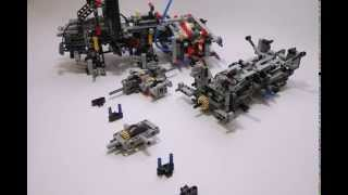 getlinkyoutube.com-LEGO 42043 Mercedes-Benz Arocs 3245 樂高 賓士42043縮時攝影
