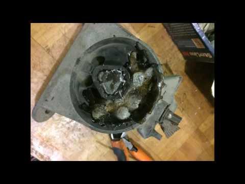 Восстановление подушки двигателя своими руками