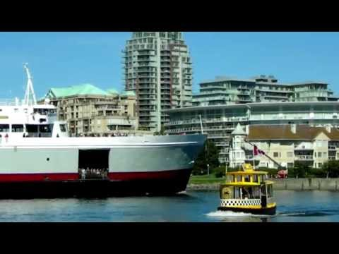 Click to view video SeaTaxi Victoria Harbor