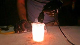 What Happens If You Put Light Bulb in Liquid Nitrogen