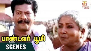 Pandavar Bhoomi Movie Scenes   Rajkiran Flashback Scene   Arun Vijay   Rajkiran   Thamizh Padam