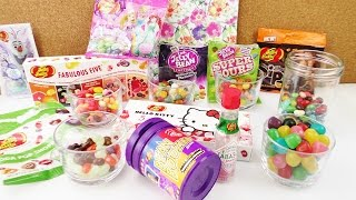 Die ULTIMATIVE Jelly Beans Challenge | mit Jelly Belly, Bean Boozled, Hello Kitty & Frozen | Lustig