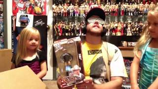 getlinkyoutube.com-ULTIMATE WWE Figure UNBOXING! Biggest HAUL ever from RINGSIDE COLLECTIBLES!!! wrestling toys