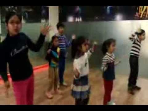 RABBA - FUKREY !!KIDS FREESTYLE!! by DANSATION DANCE STUDIO MOHALI.