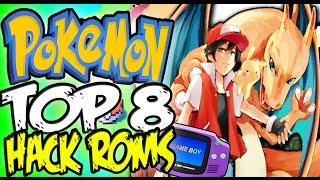 getlinkyoutube.com-🔴 TOP 8 MEJORES HACK ROMS GBA DE POKEMON ¡Existentes! ★ SpanglishTec