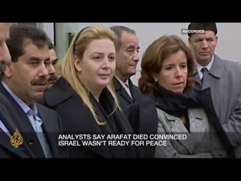 Inside Story - Probing Yasser Arafat's death