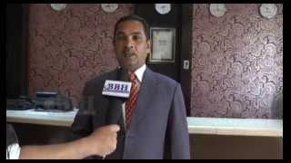 Mr Venkatesh Manger of hotel sandhya