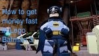getlinkyoutube.com-Lego batman 3- how to get money fast