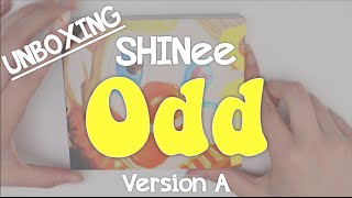 getlinkyoutube.com-Unboxing: SHINee Odd (Version A)