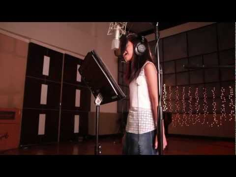 Maria Aragon - Da Best Ang Pasko Ng Pilipino (Recording Sessions)