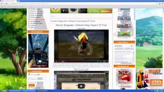getlinkyoutube.com-How to download and install Naruto shippuden ultimate ninja Impact final for PC