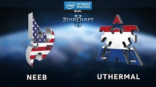 getlinkyoutube.com-StarCraft 2 - Neeb vs. uThermal (PvT) - IEM Shanghai - Grand Final