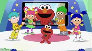 "getlinkyoutube.com-Sesame Street: ""Fun Fun Elmo,"" A Mandarin Language Learning Program - Episode 5"