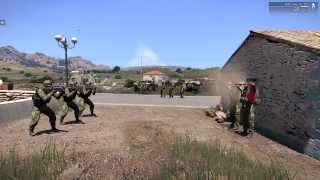 getlinkyoutube.com-[ArmA3] Altis Armed Forces executing FIA rebels by CSAT's command.
