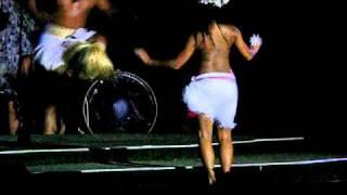 getlinkyoutube.com-Topless Hula Dancer? - Germaine's Luau August 2010