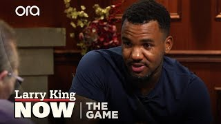 getlinkyoutube.com-What Really Happened Between Game and 50 Cent | Larry King Now - Ora.TV