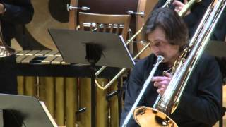 getlinkyoutube.com-Contrabass trombone. Winnie-the-Pooh and the Bees (V. Kruglik)