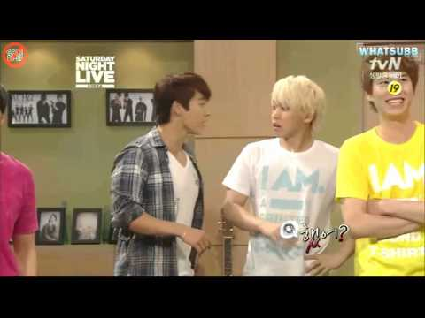 [Whatsubb Thaisub] 120714 sNL korea 2 - Super junior [Full] Part 4 (END)