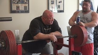 getlinkyoutube.com-Bench Press Instruction #6 - Scot Mendelson, Rich Piana, & Dave Hoff