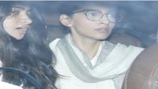 Sonam Kapoor Breaks Down, Janhvi   Khushi Kapoor Cry Badly After Seeing Sridevi's Body