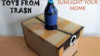 SUNLIGHT YOUR HOME - TAMIL - Great Bottle BULB!