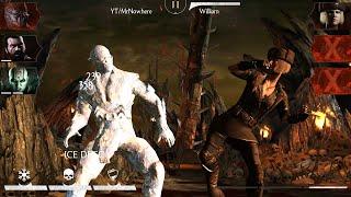 getlinkyoutube.com-Mortal Kombat X Mobile - Sub Zero's Passive Abilities [HD/HQ; Android/iOS]
