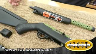 getlinkyoutube.com-SCI Product Review - Ruger 10/22 Lite Takedown / Silencer Compatible
