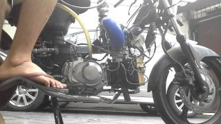 getlinkyoutube.com-suzuki shogun 110 turbo        by: hendra bf