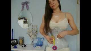 getlinkyoutube.com-New Corset! Isabella Corsetry Josephine