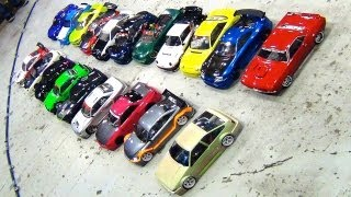 RC ADVENTURES - DRiFT MiSSiON - Learning to Drift - Part 10 - 20 Cars модели RC Drift 1:10