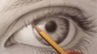 getlinkyoutube.com-How to Draw Realistic Eyes (Photorealistic)