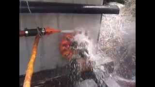 "getlinkyoutube.com-""Turbina, tipo pelton,hidroelectrica "" no contaminante.!!"