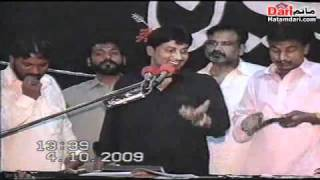getlinkyoutube.com-Zakir Ghulam Abbas Ratan Lahore, Best Majalis of His Life Recited at Islamabad Pakistan