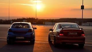 getlinkyoutube.com-Opel Vectra i500 & Astra OPC - Nordschleife BTG 9:08 20.08.2015