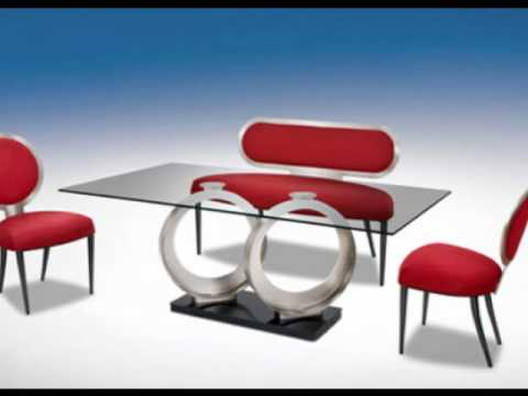 2010 modern dining set designs