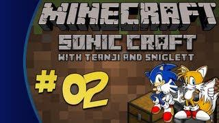 getlinkyoutube.com-Minecraft Custom Map: Sonic Craft v1.3 /w Sniglett [Episode 2: Celebratory Chillidogs]