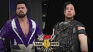 NXT Takeover: Orlando: Bobby Roode vs. Shinsuke Nakamura (NXT Championship)