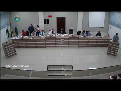 Sessão da Câmara Municipal de Goioerê do dia 27 de março de 2017 - Cidade Portal