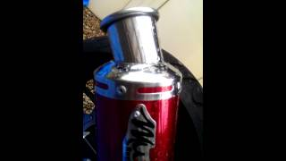 getlinkyoutube.com-Honda CBR500R Musarri Slip On Exhaust