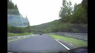 GT40 at Nurburgring In-car Video