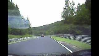 GT40 at Nurburgring In-car Video