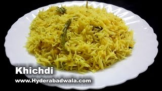 getlinkyoutube.com-Khichdi with Masoor Dal Recipe Video – How to make Hyderabadi Khichdi – Easy and Simple (English)