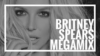 getlinkyoutube.com-Britney Spears Megamix - The Evolution Of Britney (30+ Hits!)