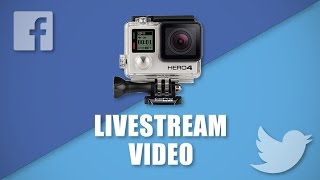 getlinkyoutube.com-How to Livestream on Facebook and Twitter using GoPro