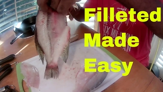 getlinkyoutube.com-Crappie Hole (Filleted Crappie Made Simple!!)