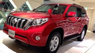 getlinkyoutube.com-トヨタ ランドクルーザープラド クリーンディーゼル Toyota Land Cruiser PRADO CLEAN DIESEL