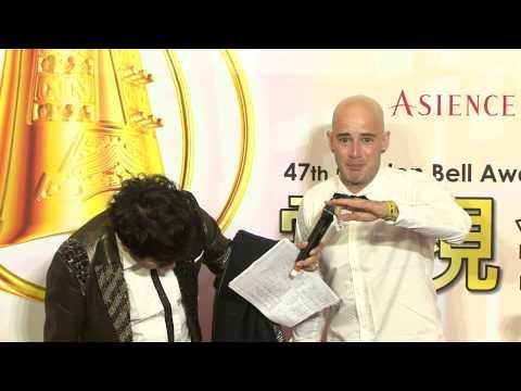行腳節目主持人獎(上) 吳鳳 《101年度電視金鐘獎頒獎典禮》得獎感言