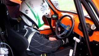 """getlinkyoutube.com-Fiat 500 Proto """"MDR1"""" 1000cc."""